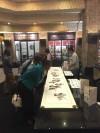 兜底儿网文化访问团访问纳米比亚并举办唐人马球图主题画展